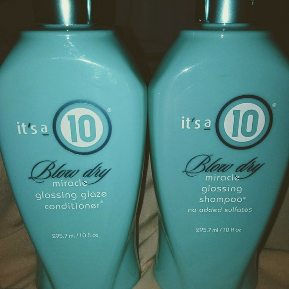 Brand New Its a 10 Miracle Shampoo & Conditioner NWT